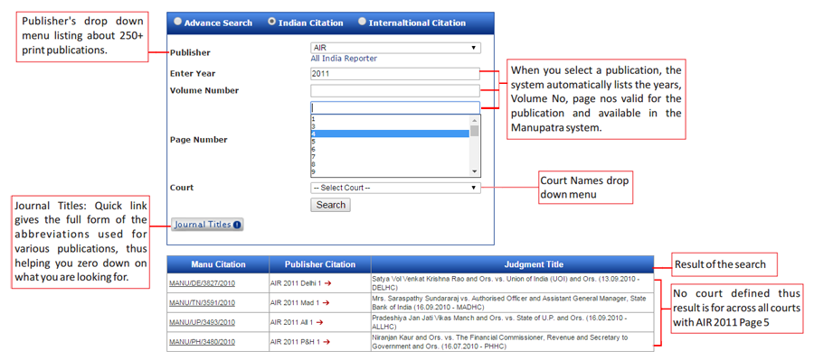India Law Legal Database- India and Law, Online Legal
